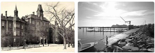 Maine History