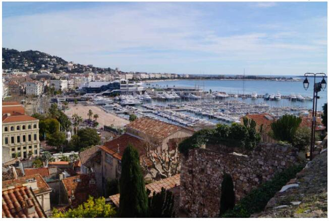 FLIGHTS, ACCOMMODATION AND MOVEMENT IN CANNES