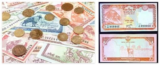 Currency in Nepal