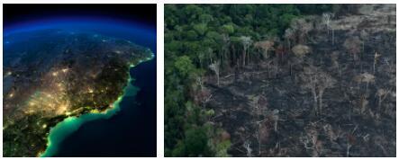 Earth Karma in Brazil