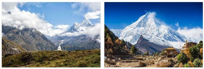 Himalayas in Nepal 2