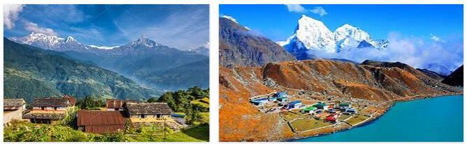 Himalayas in Nepal 3