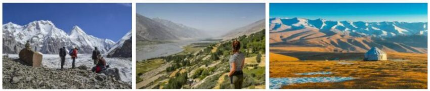 Travel to Central Asia
