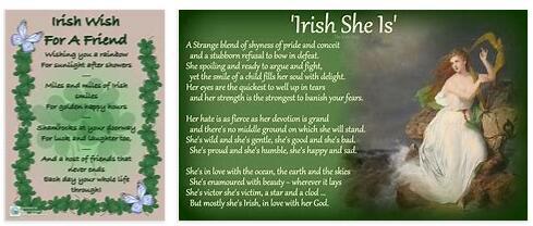 Irish Poetry